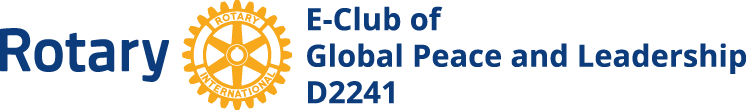 Rotary E-Club of Global Peace and Leadership