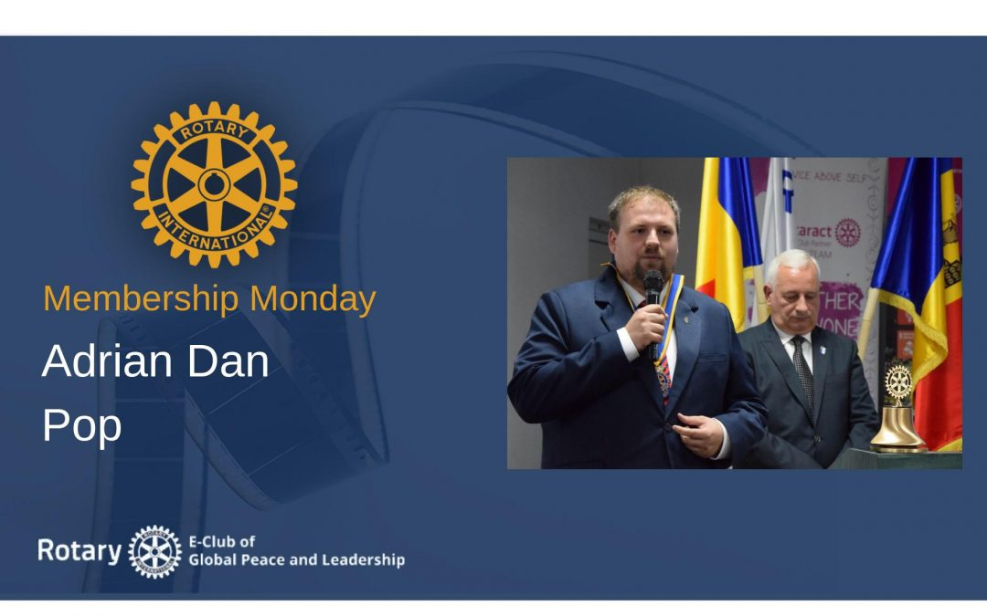 Adrian Dan Pop – Membership Monday 005