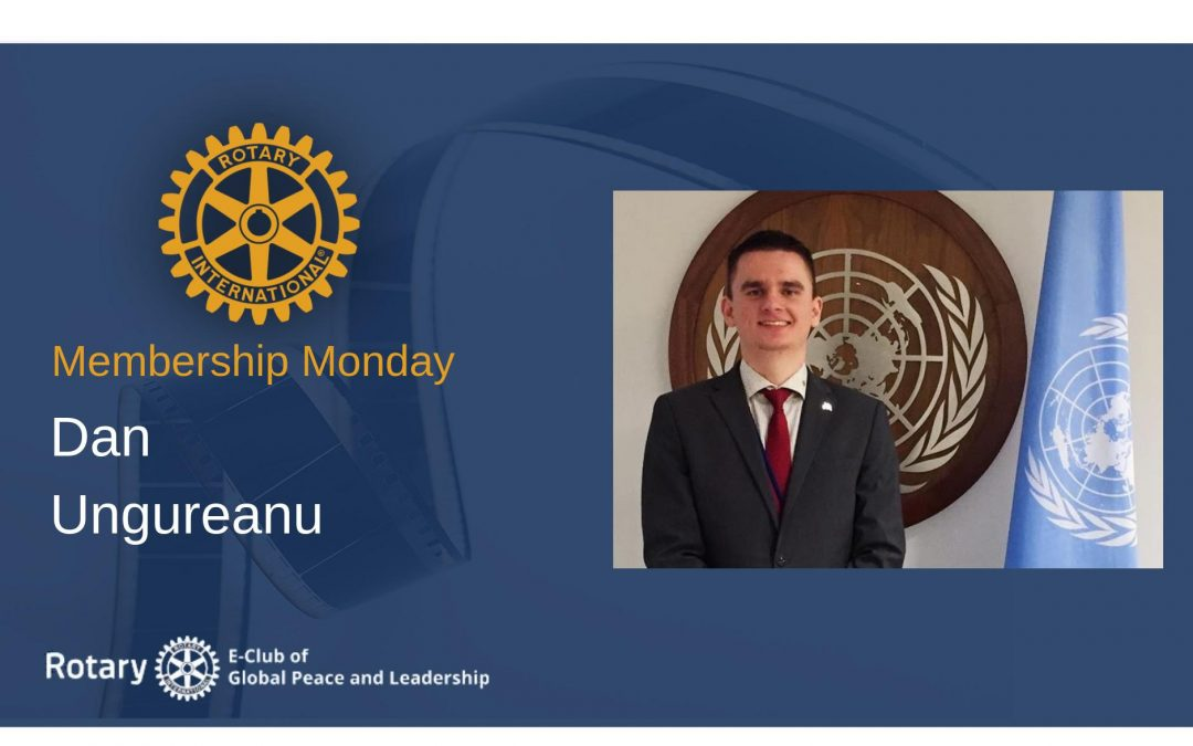 Dan Ungureanu – Membership Monday 006
